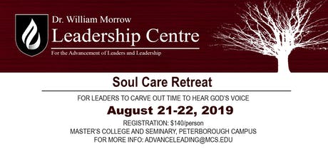 Soul Care Retreat tickets