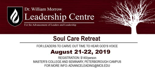 Soul Care Retreat