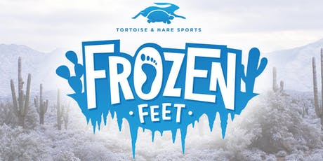 Frozen Feet 6 Week Running and Walking Challenge Sponsored by Brooks 2020 tickets