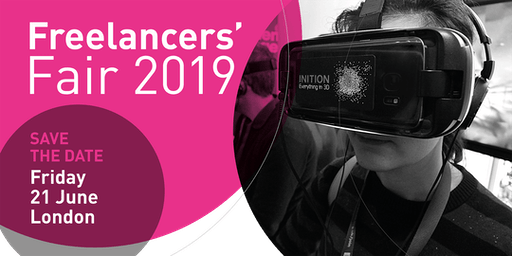Freelancers' Fair 2019 - Registration of Interest