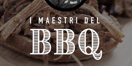 Barbecuing, la cottura low&slow biglietti