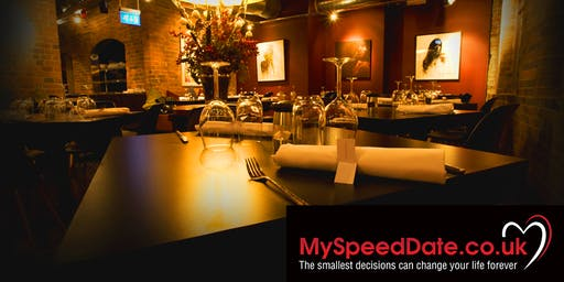Speed Dating Birmingham ages 26-38 (guideline only)