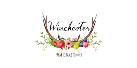 6th Annual Downtown Winchester Farm to Table Dinner tickets