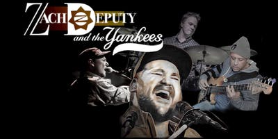Zach Deputy and The Yankees w/ Peoples Blues of Richmond