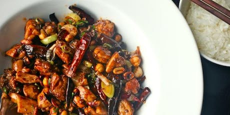 Farm-to-KITCHEN Cooking Class: Flavors from the Szechuan Region of China tickets