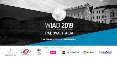 WIAD Padova 2019 - Design for Difference