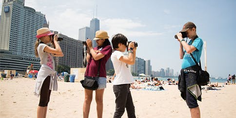 Photography Summer Camps | Chicago | GTA Photography | REGISTER ON WEBSITE ($399-$549/week)