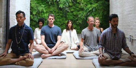 Wednesday After Work Zen Meditation @ C.J. Yao Gallery tickets