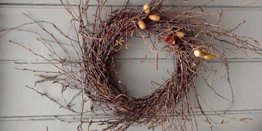 Wreath Making Workshop - adults