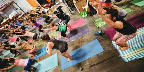 Taproom Yoga tickets