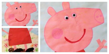Peppa Pig Workshop (18 Months-6 Years) tickets