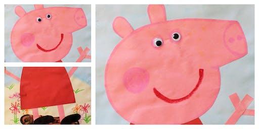 Peppa Pig Workshop (18 Months-6 Years)