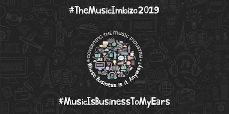 The Music Imbizo 2019 tickets