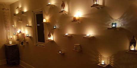 Candlelit Restorative Yoga  tickets