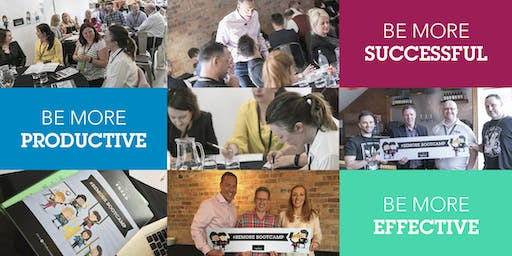 Business Squad - BE MORE Bootcamp October 2019