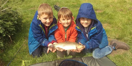 Angling Trust Free Family Fish Coaching tickets