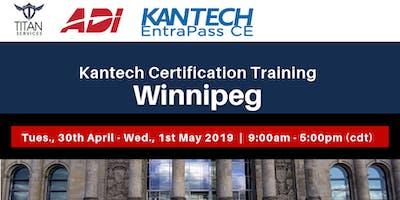 Winnipeg Kantech CE Certification - ADI