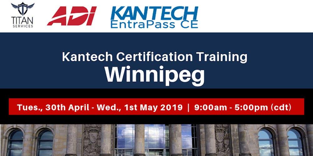 Winnipeg Kantech Ce Certification Adi Registration Tue 30 Apr