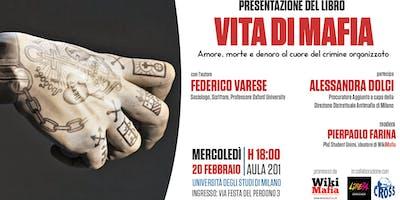 Vita di MAFIA - presentazione a MILANO