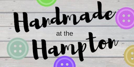 Handmade at the Hampton