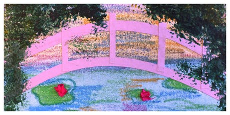 Masters in the Morning– Monet's Bridge Workshop (5-12 Years) tickets