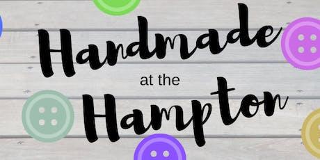Handmade at the Hampton tickets