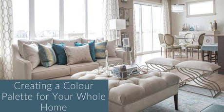 Creating a Colour Palette for Your Whole Home tickets