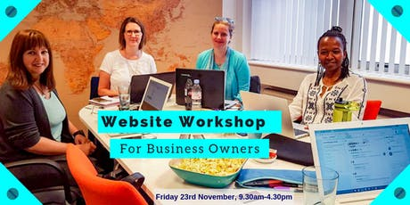 Websites for Business Owners Nov 15th 2019 tickets