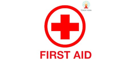 Yoga Teacher Emergency First Aid Course tickets