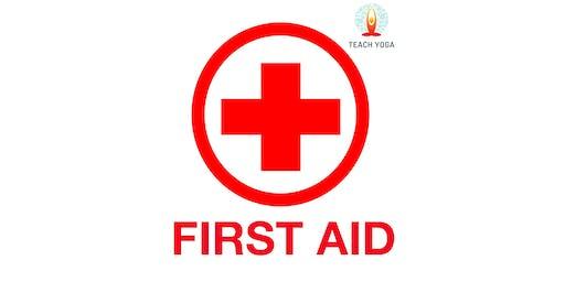 Yoga Teacher Emergency First Aid Course