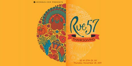 Macy's Thanksgiving Parade Brunch at Rue 57 tickets