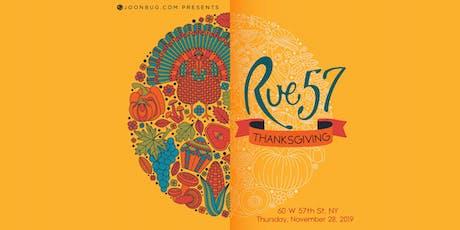 Macy's Thanksgiving Parade Brunch at Rue 57 tickets