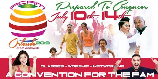 AFAM Orlando Convention