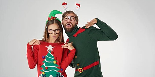 Christmas Jumper Day for Wirral Ark