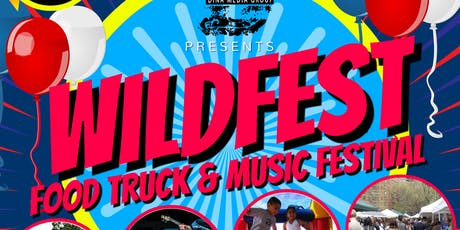 WILDFEST FOOD TRUCK AND MUSIC FESTIVAL tickets