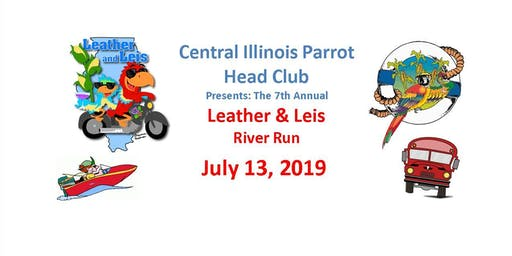 Leather and Leis River Run 2019