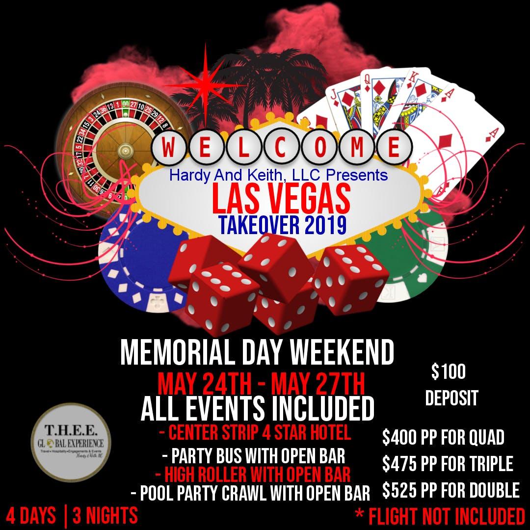 Las Vegas Takeover 2019