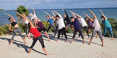 Retraite de yoga au Mexique