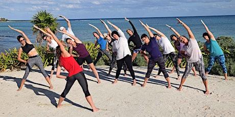 Retraite de yoga au Mexique boletos