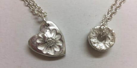 Silver Clay Workshop tickets