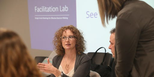 Planners, Facilitators and Conveners edition: Facilitation Lab - Design Great Meetings (October 3 and 4)