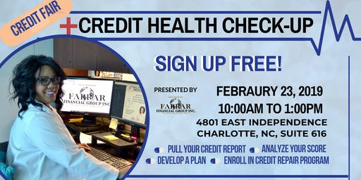 Credit Health Check-Up Fair