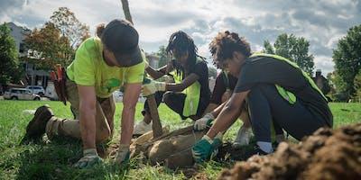 Volunteer Community Tree Planting: Palisades Recreation Center