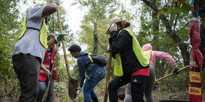 Volunteer Community Tree Planting: Mt. Olivet Cemetery