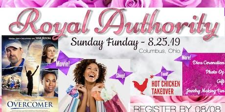 "Tru Divas Series: ""Royal Authority"" Sunday Fun Day tickets"