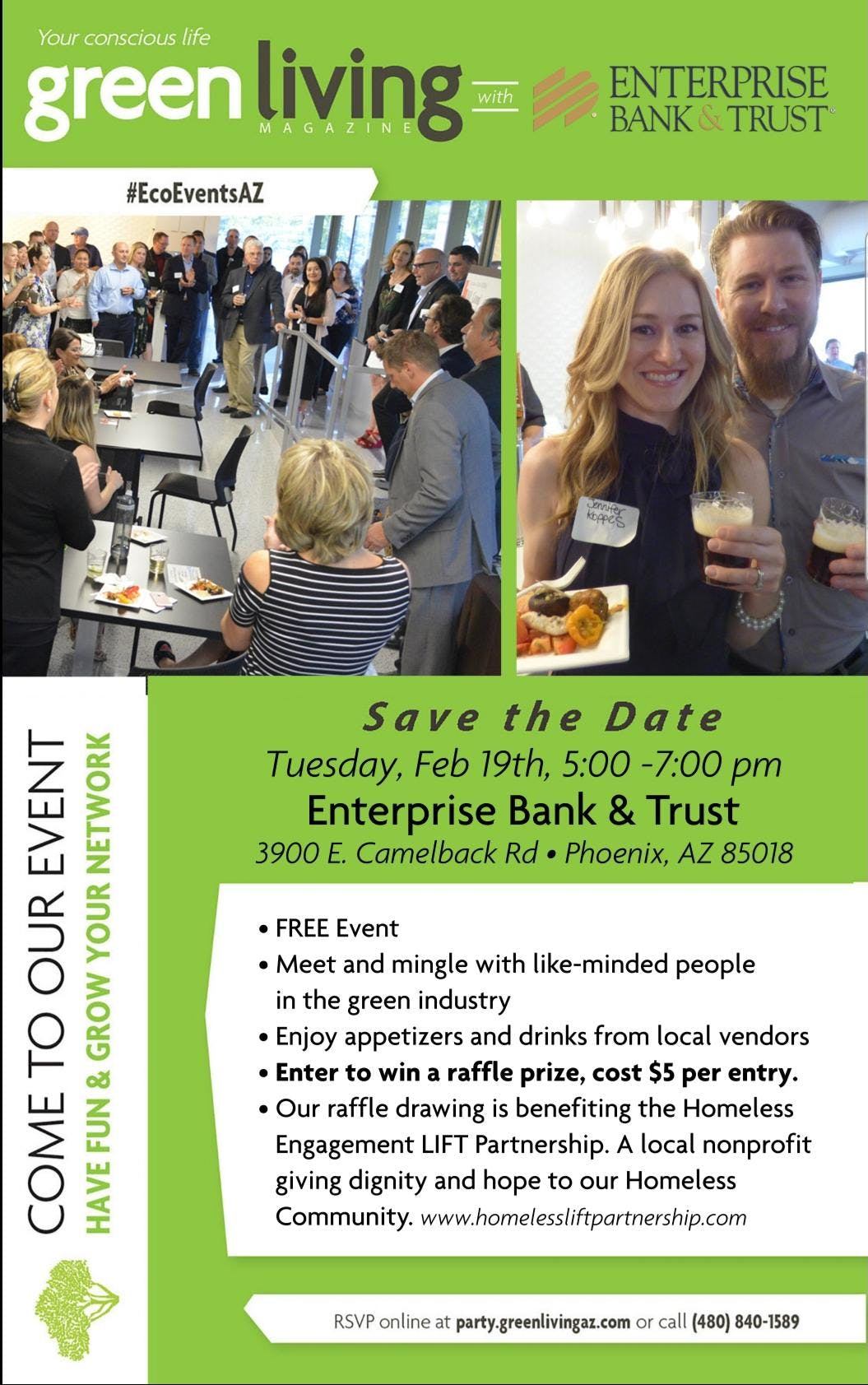 Enterprise Bank & Trust Eco Event