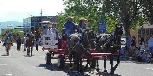 2019 Los Alamos Fair and Rodeo Parade