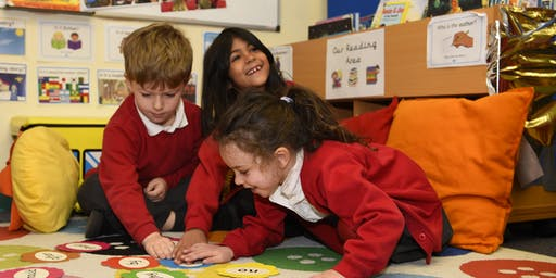 Burley Woodhead English Hub free DFE funded phonics/early reading showcase