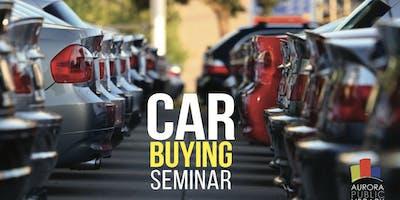 Car-Buying Seminar