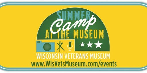 June 24-28: SUMMER CAMP: WHEN I GROW UP I WANT TO WORK IN A MUSEUM! Grades 6-8